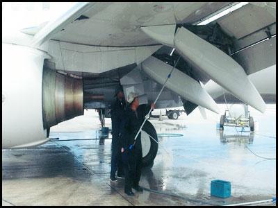 Usgllc Aircraft Cleaning